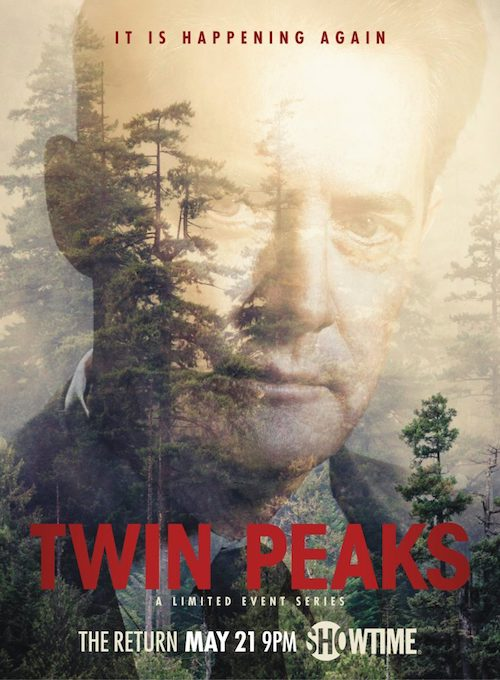 Twin Peaks: The Return cover