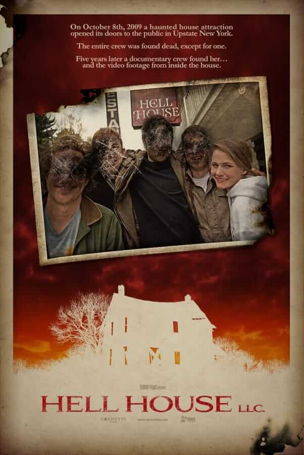 Hell House LLC duology cover