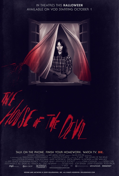 The House of the Devil cover
