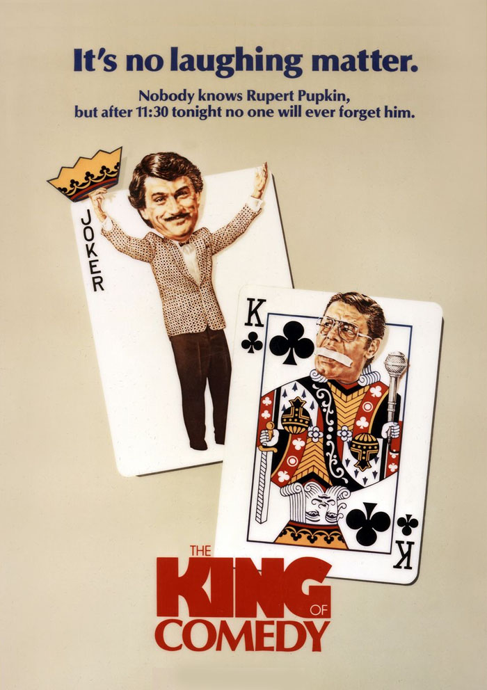 The King of Comedy cover