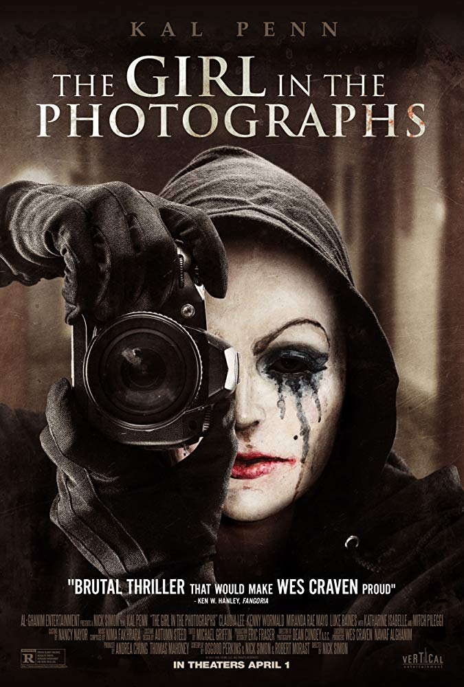 The Girl in the Photographs cover