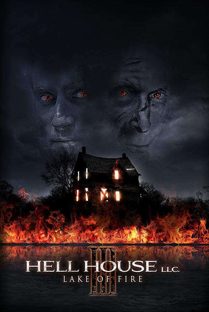 Hell House LLC III: Lake of Fire cover